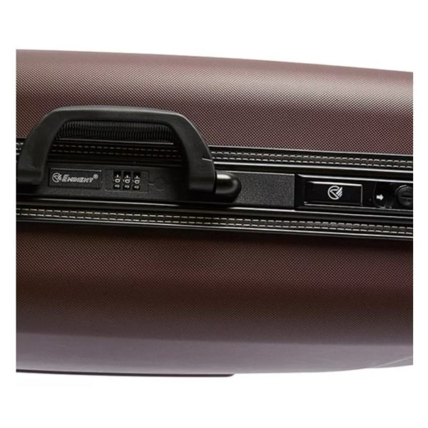 Eminent Hard ABS Suitcase Burgundy 29inch E772ABP-29