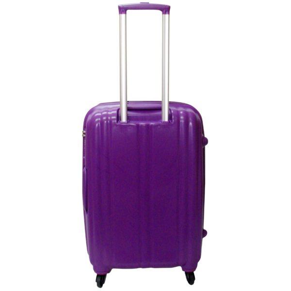 Highflyer THKELVIN3PC Kelvin Trolley Luggage Bag Purple 3pc Set