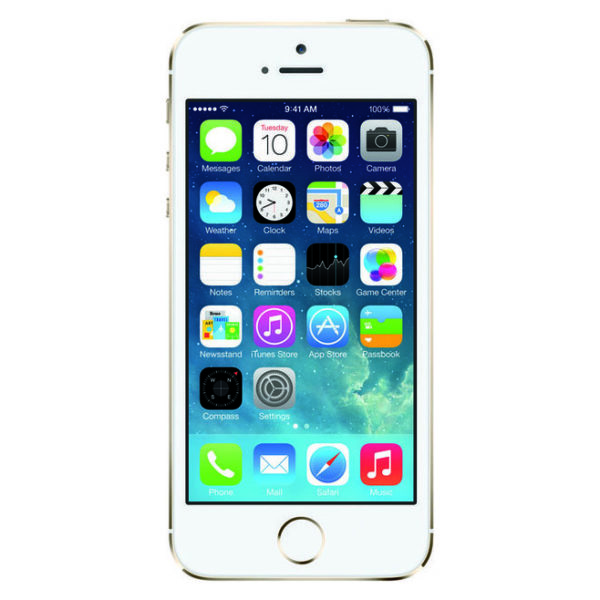 Apple iPhone 5S 16GB Gold With FaceTime