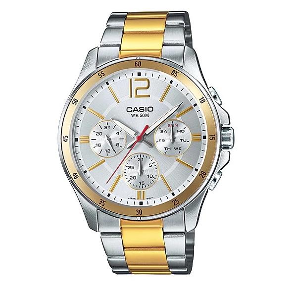 Casio MTP-1374SG-7AV Watch