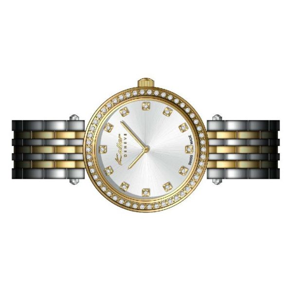 Kolber Geneve K4057211754 Classiques Ladies Watch