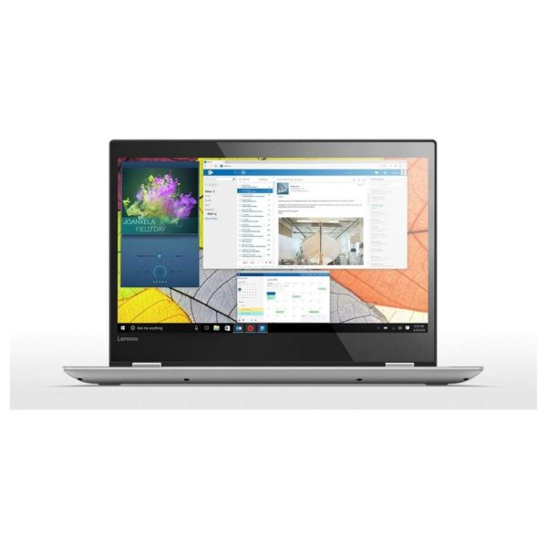 Lenovo Yoga 520 Convertible Touch Laptop - Core i7 1.8GHz 16GB 1TB 2GB Win10 14inch FHD Mineral Grey