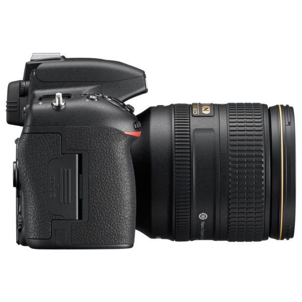 Nikon D750 DSLR Camera Black + 24-120mm VR Lens + Lexar LSD16GBBEU300 Premium II SDHC Card 16GB + Camera Bag + Nikon Premium Membership Card Promotion
