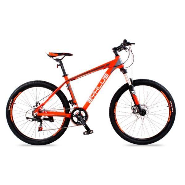 Zyklus Turbo 36 Mountain Bike Orange/Grey