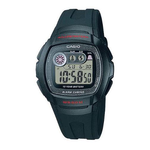 Casio W-210-1CV Watch