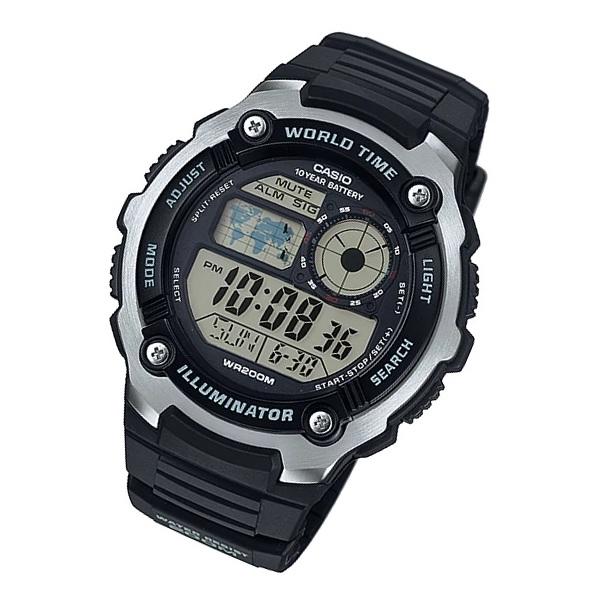 Casio AE-2100W-1AV Watch