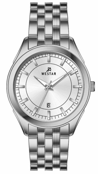 Westar 50118STN107 Profile Mens Watch