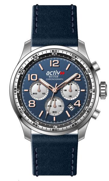 Westar 90172STN644 Activ Mens Watch
