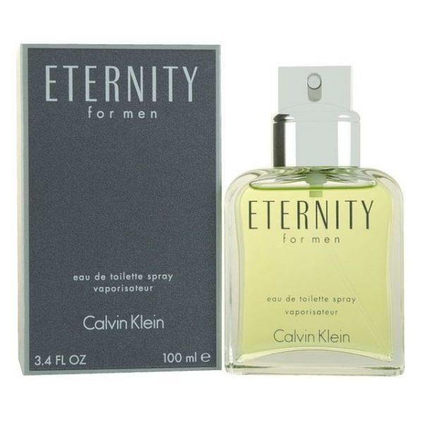 Calvin Klein Eternity Perfume For Men 100ml Eau de Toilette