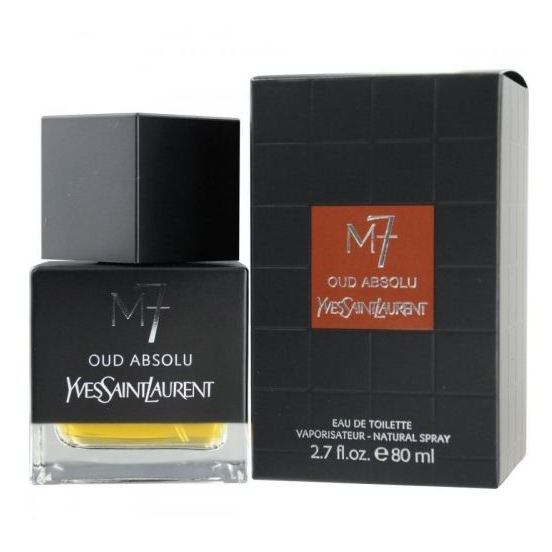 Yves Saint Laurent M7 Oud Absolu Perfume For Men 80ml Eau de Toilette