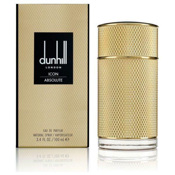 Dunhill London Icon Absolute Perfume For Men 100ml Eau de Parfum