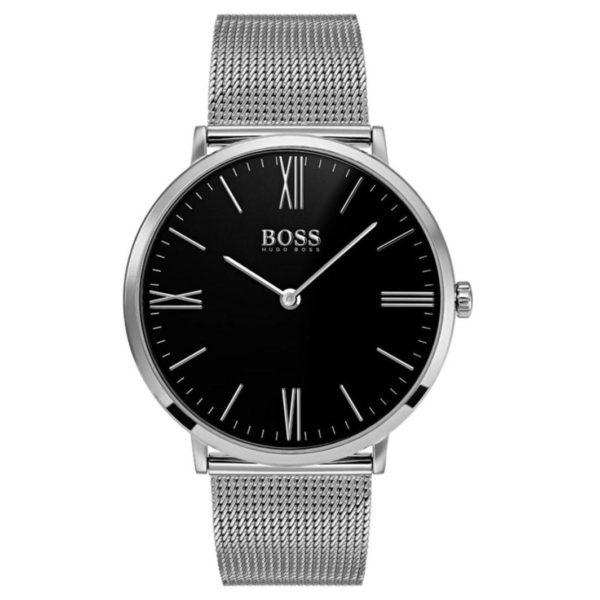 Hugo Boss Jackson Watch For Men with Silver Mesh Bracelet