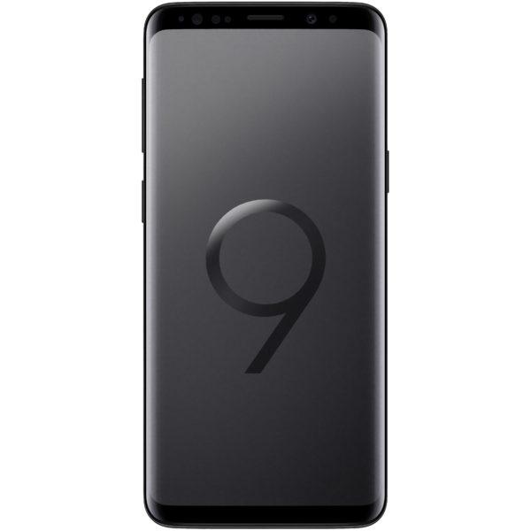Samsung Galaxy S9 64GB Midnight Black 4G Dual Sim ( *T&C Apply )