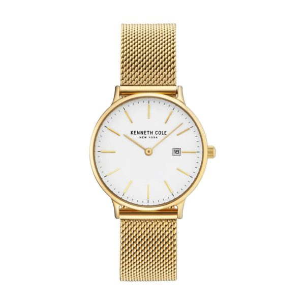 Kenneth Cole New York Watch For Women with Stainless Steel Band