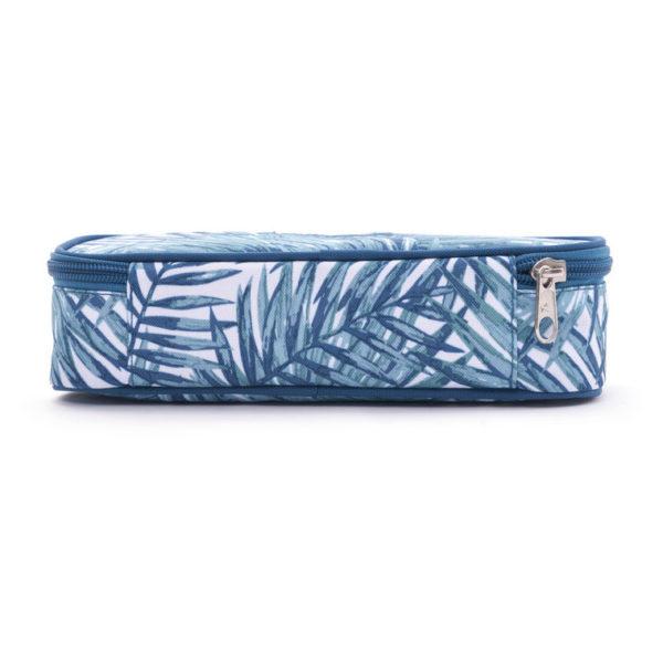 High Sierra 94HAS006 Blaise A Pencil Case Palms/Lagoon/White