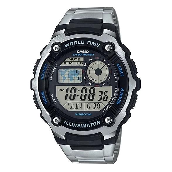 Casio AE-2100WD-1AV Watch