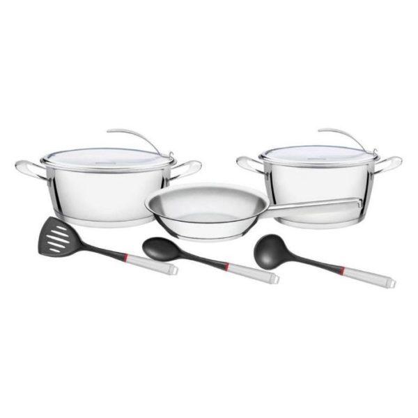 Tramontina Cookware 6pc Set 65360394