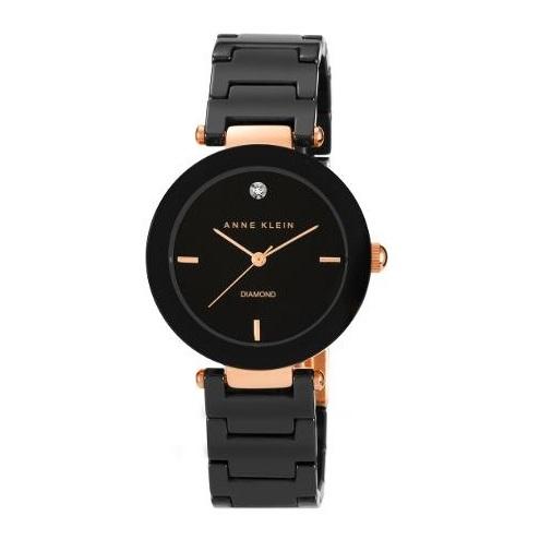 Anne Klein AK1018RGBK Ladies Watch