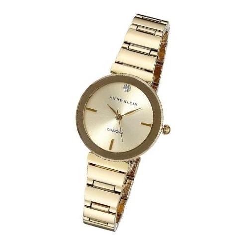 Anne Klein AK2434CHGB Ladies Watch