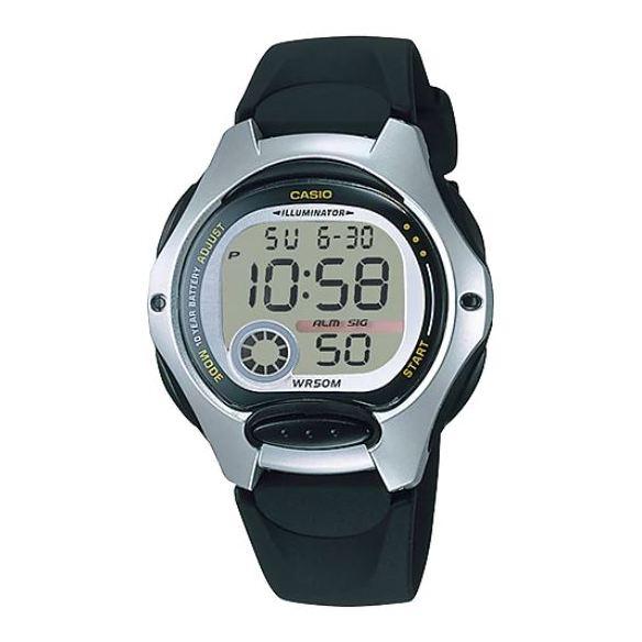 Casio LW-200-1AV Watch