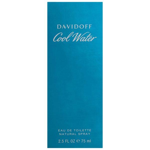 Davidoff Cool Water Perfume For Men 75ml Eau de Toilette