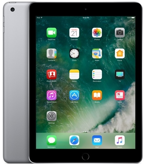 Apple iPad - iOS WiFi 32GB 9.7inch Space Grey with FaceTime