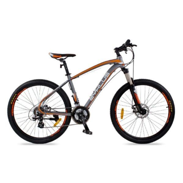 Zyklus Curve 36 Mountain Bike Orange/Grey