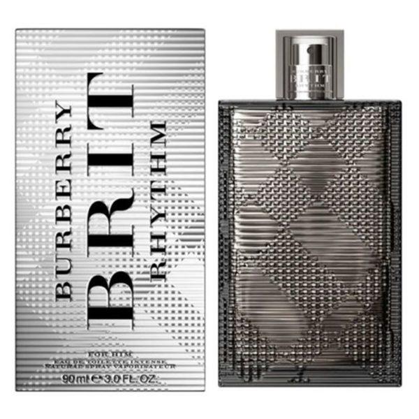 Burberry Brit Rhythm Intense Perfume For Men 90ml Eau de Toilette