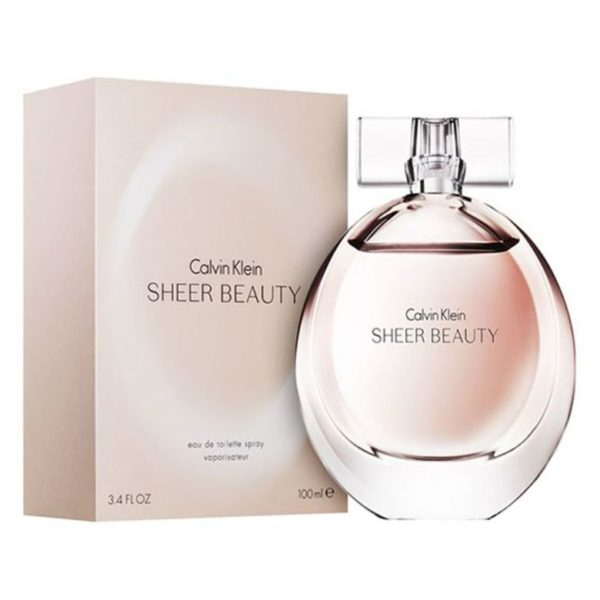 Calvin Klein Beauty Sheer Perfume For Women 100ml Eau de Toilette