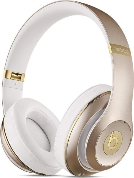 Beats By Dr.Dre MHDM2ZM B Studio Wireless Over Ear Headphone Gold ... be0ea2735