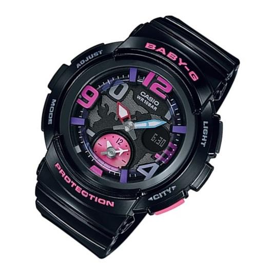 Casio Baby-G Watch BGA-190-1B