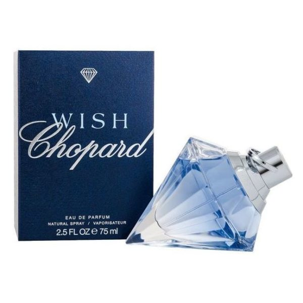 Chopard Wish Perfume For Women 75ml Eau de Toilette
