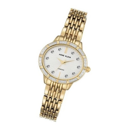 Anne Klein AK2782SVGB Ladies Watch