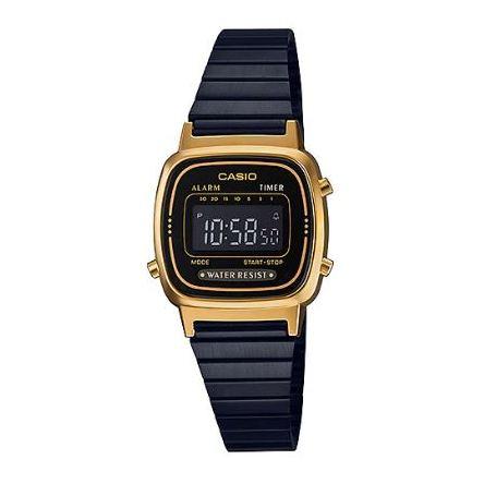 Casio LA670WEGB-1B Watch