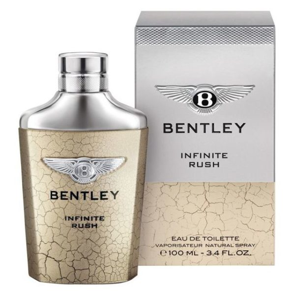 Bentley Infinite Rush Perfume For Men 100ml Eau de Toilette