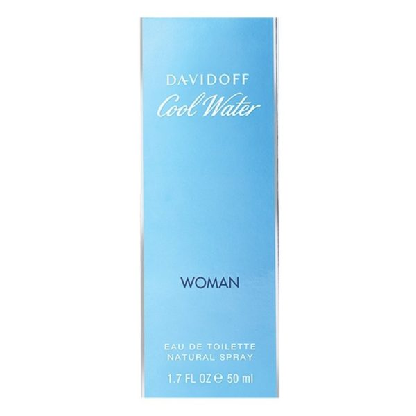 Davidoff Cool Water Perfume For Women 50ml Eau de Toilette