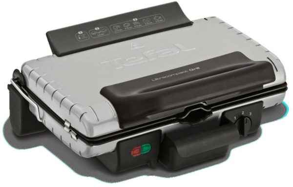 Buy tefal ultra compact barbecue grill gc302b28 in dubai - Grill viande ultra compact tefal ...