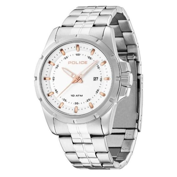 Police P 13828JS-01MA Boston Mens Watch