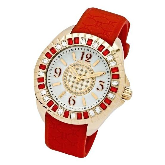 Police P 13090JSG-28B Jade Ladies Watch