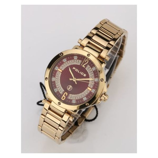 Police P 13446MSG-10M Macon Ladies Watch