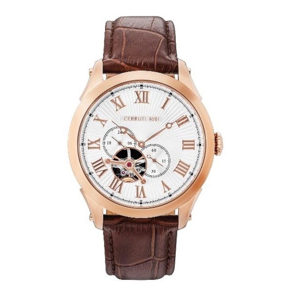 Cerruti 1881 CRWA162SR04BR Amaseno Mens Watch