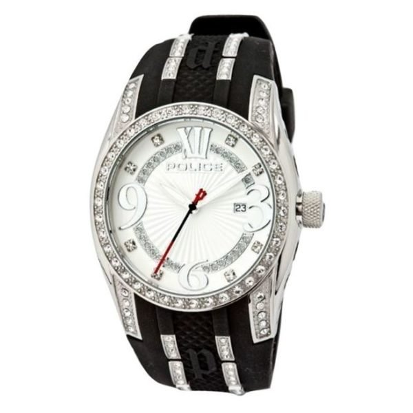 Police P 13196JS-04A Glamour Topgear II Ladies Watch