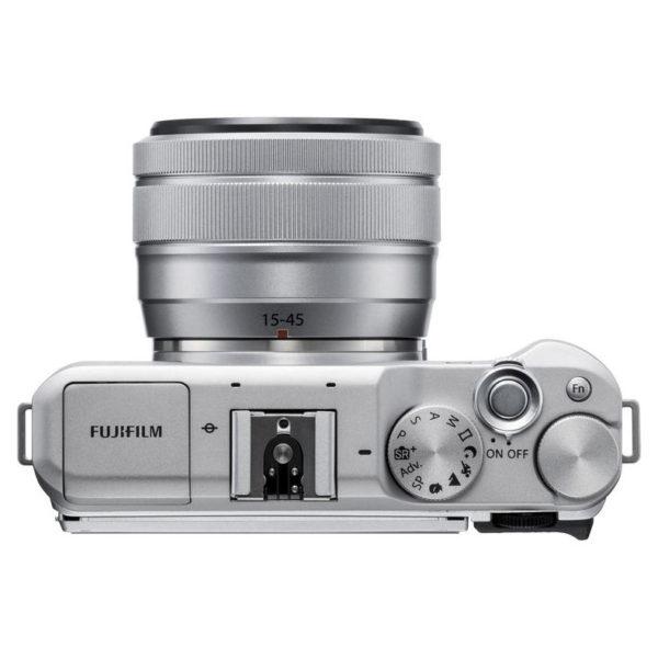 Fujifilm X-A5 Digital Mirrorless Camera Brown With XC 15-45mm f/3.5-5.6 OIS PZ Lens