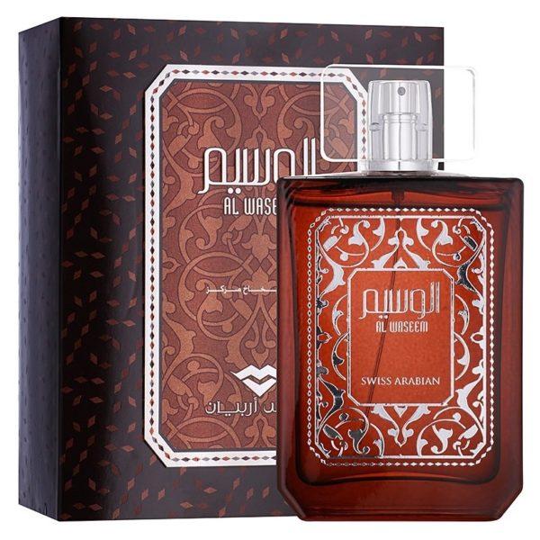 Swiss Arabian Al Waseem Perfume 100ml For Men Eau de Parfum