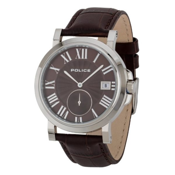 Police P 15437JS-12 Clock Tower Mens Watch