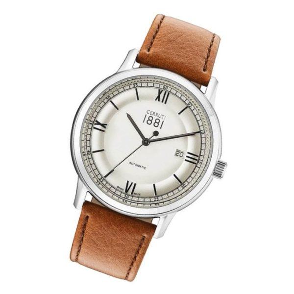 Cerruti 1881 CRWA135SN14BR Basilea Mens Watch