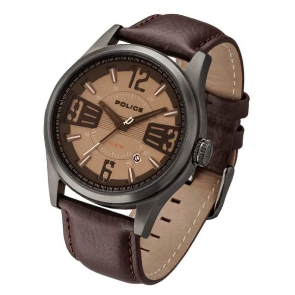 Police P 13453JSU-61 Lancer Mens Watch