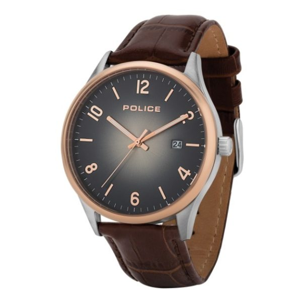Police P 14925JSTR-61 Eminent Mens Watch