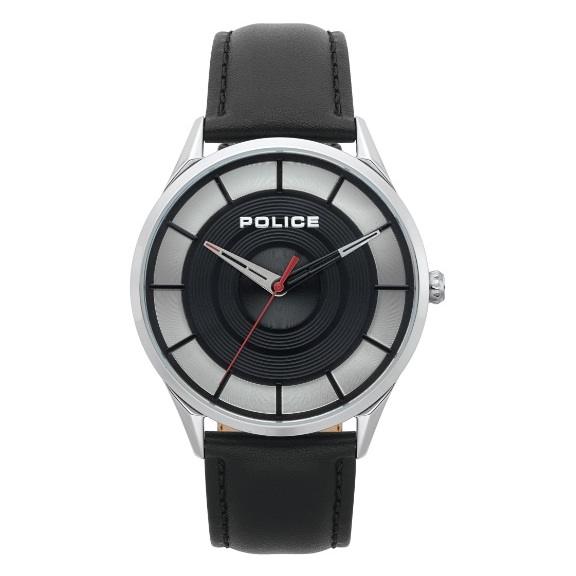 Police P 15399JS-02 Burbank Mens Watch