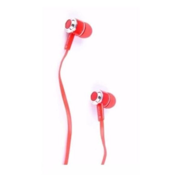 Ovleng iP170 Wired Earphone Red